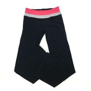 Lululemon Flare Wide Leg Leggings Yoga Pants 8